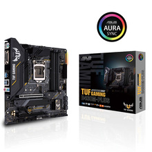 华硕TUF GAMING B460M PLUS主板支持10500/10400/10400F CPU