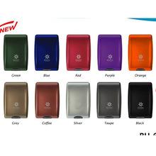 工厂直销RFID铝质卡包 多功能钱包 铝制 银行信用卡包多色 名片盒