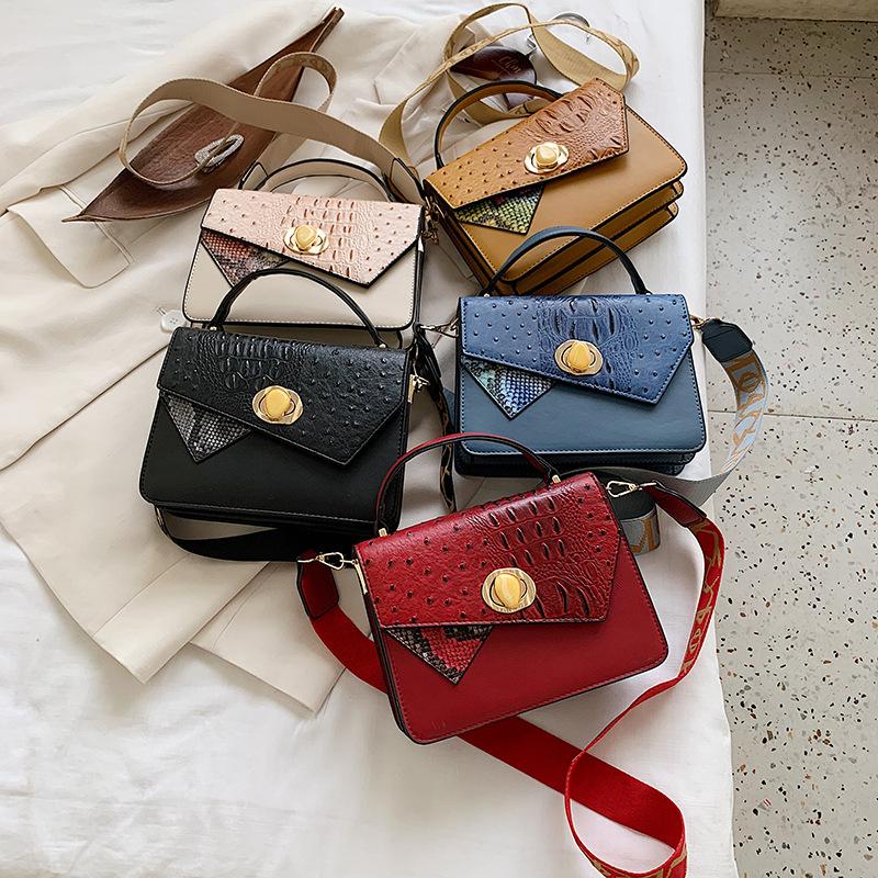 Bags women women's bags, messenger bags, handbags, small bags, shoulder bags, Korean cross-border foreign trade, organ bags, fashion
