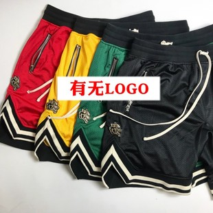 Summer thin mesh sports shorts male muscle running basketball training breathable fitness five-point pants