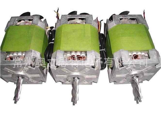 YY135-4P# 碎纸机电机 商用办公设备AC交流感应电容运转电机 马达