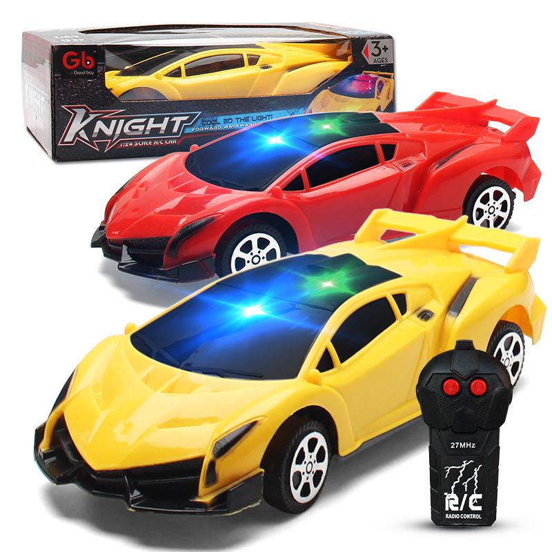 遥控汽车儿童玩具车二通迷你遥控车遥控赛车小孩摆地摊批发小汽车
