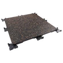 厂家直销健身房无味环保地垫 力量区减震抗砸家用隔音橡胶防滑垫