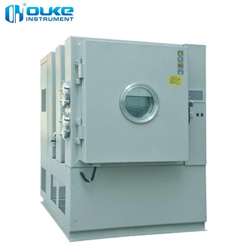 高低温低气压环境试验箱 低温压力环境实验箱厂家 欧可压力试验箱