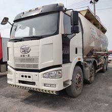 常年出售二手前四后八散裝水泥罐車解放 歐曼 德龍華凌天龍等品牌