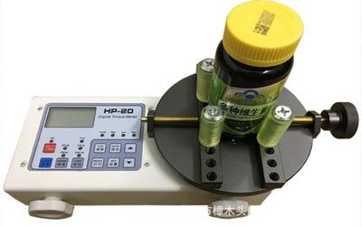 批发瓶盖扭力测试仪 化妆瓶盖扭力测试仪 饮料瓶盖扭力测试仪