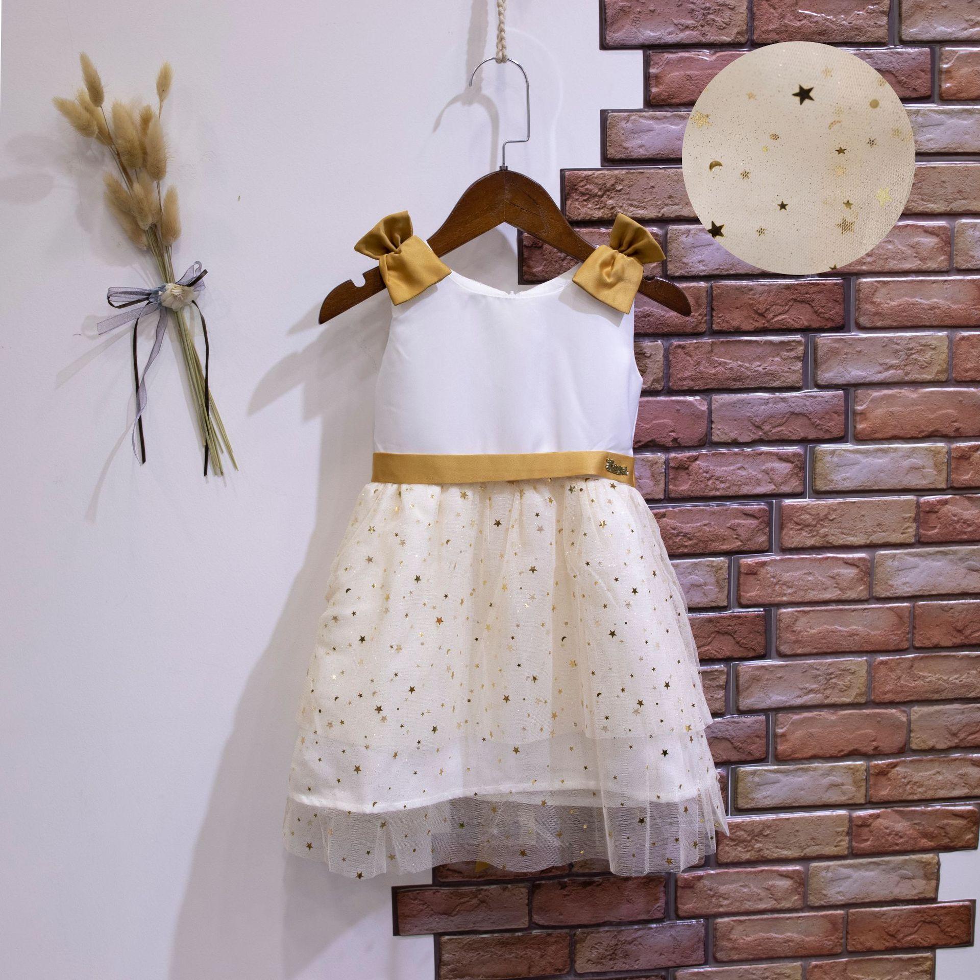 女童公主裙 的士*尼喜洋洋系列 可爱连衣裙 品牌童装折扣走份批发