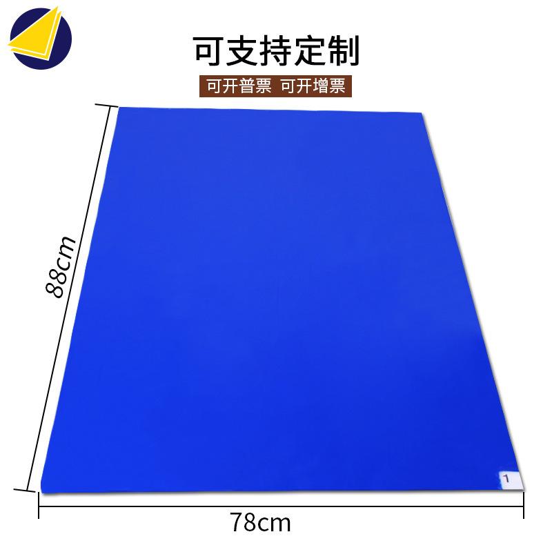 厂家限时销售粘尘垫  粘尘地板胶  除尘垫规格齐全质量稳定
