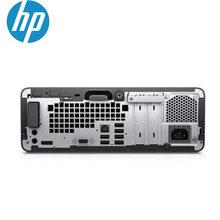 电脑 主机 HP惠普 ProDesk 400G6 SFF商用台式小机箱G4930(3.2G)