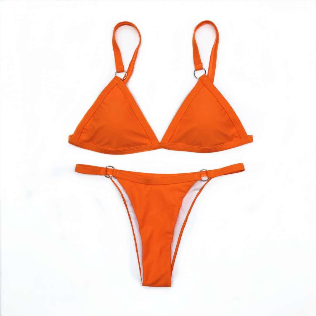 hot swimwear sexy split bikini wholesale NSHL434