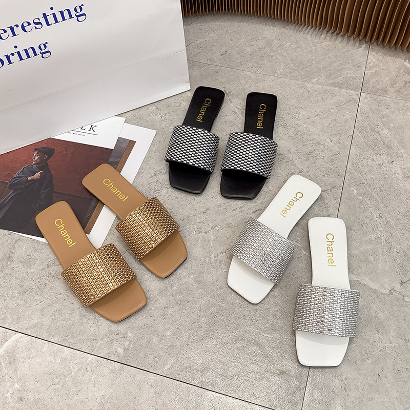 ladies slippers 21 cross-border foreign...