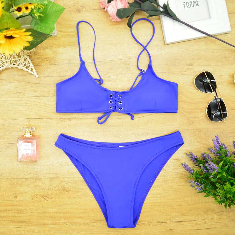 sexy ladies swimwear bikini NSHL2053