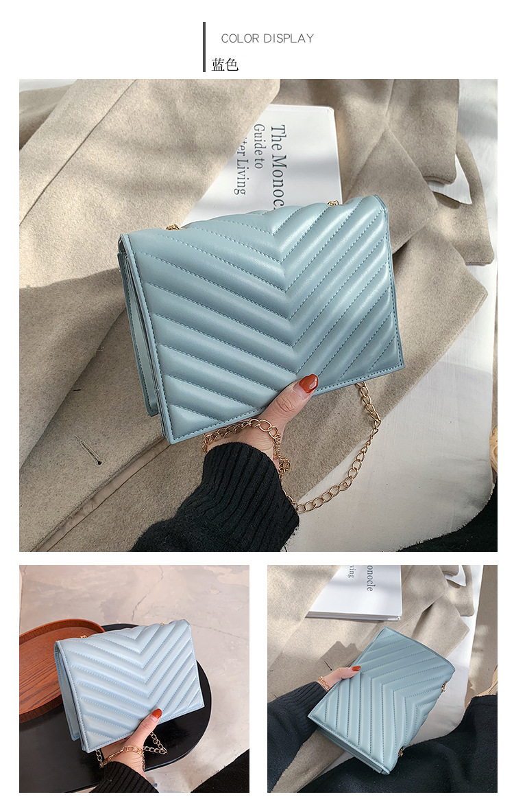 new korean  wild crossbody new casual diamond small square bag NHRU282722