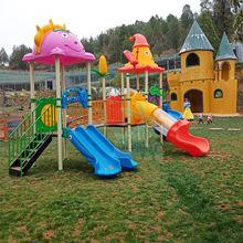 厂家直销大型室外滑梯幼儿园小博士滑梯小区公园游乐设备儿童玩具
