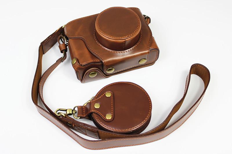 适用富士x100v数码相机包 x100v皮套 x100v保护套 x100v外壳