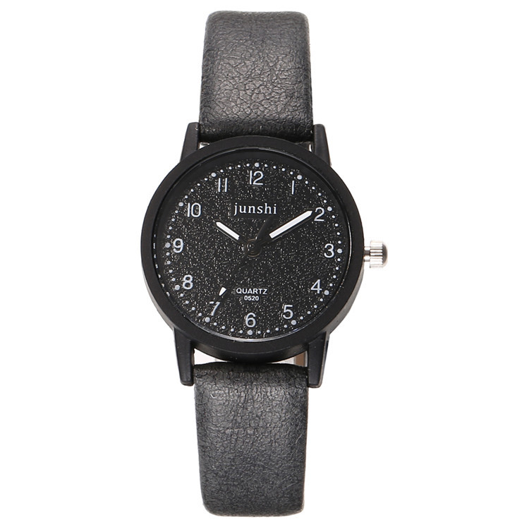 Featured Exquisite Simple Digital Bracelet Watch Fashion All-match Candy Color Watch Simple Ethnic Belt Watch