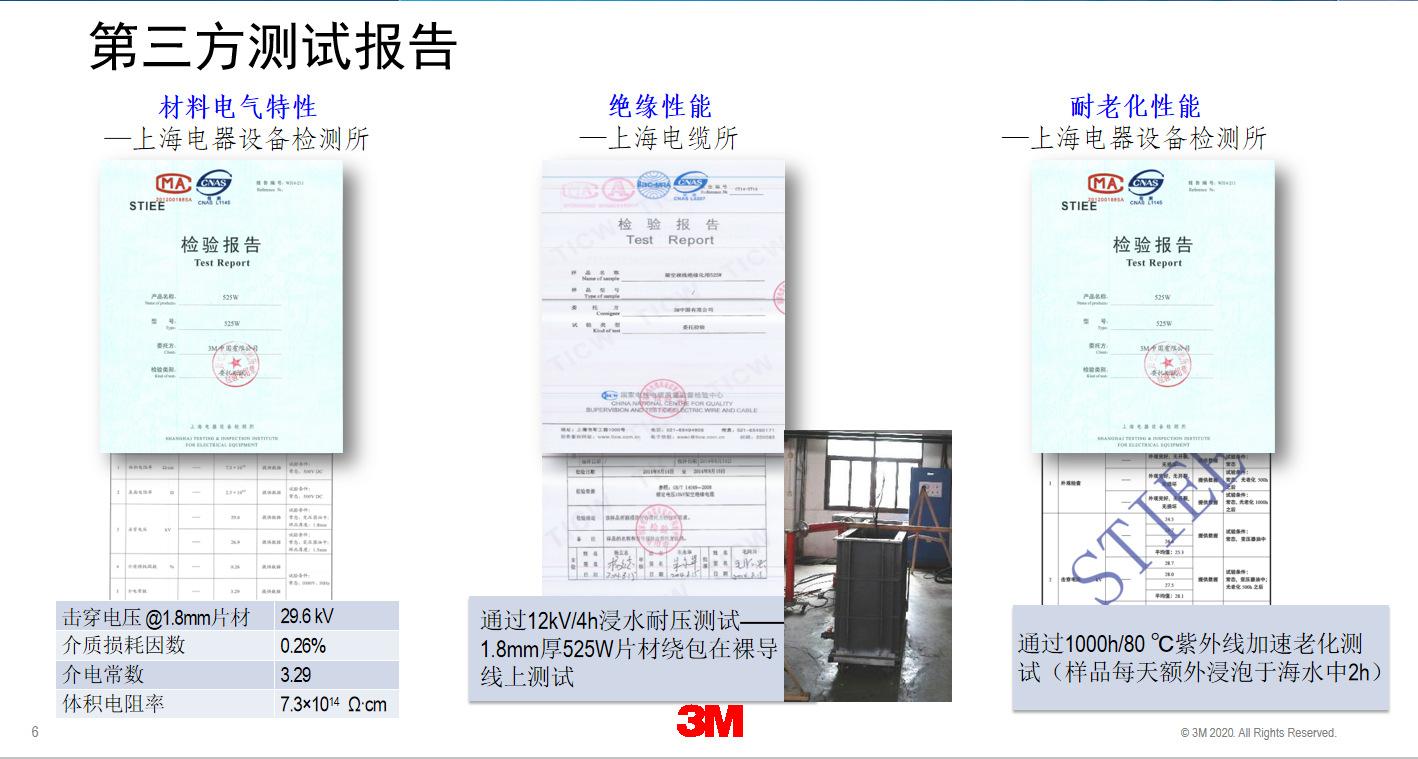 3M 525W-806 绝缘保护包材(XS003846770)