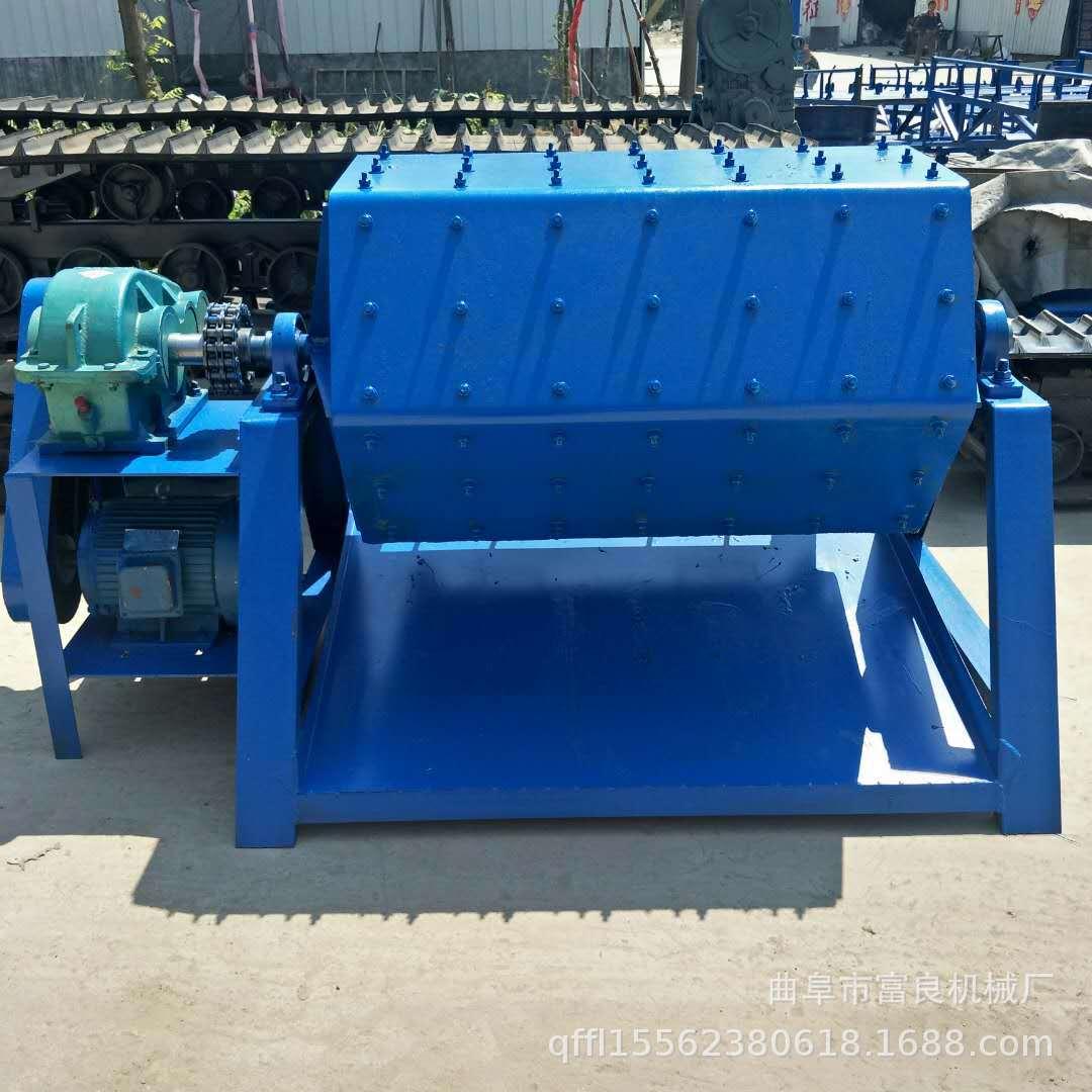 富良加工定制300L冲压铸件振动研磨机电动铁钉钢筋去油机图片