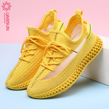 summer leisure women sneakers sport running shoes 女运动鞋
