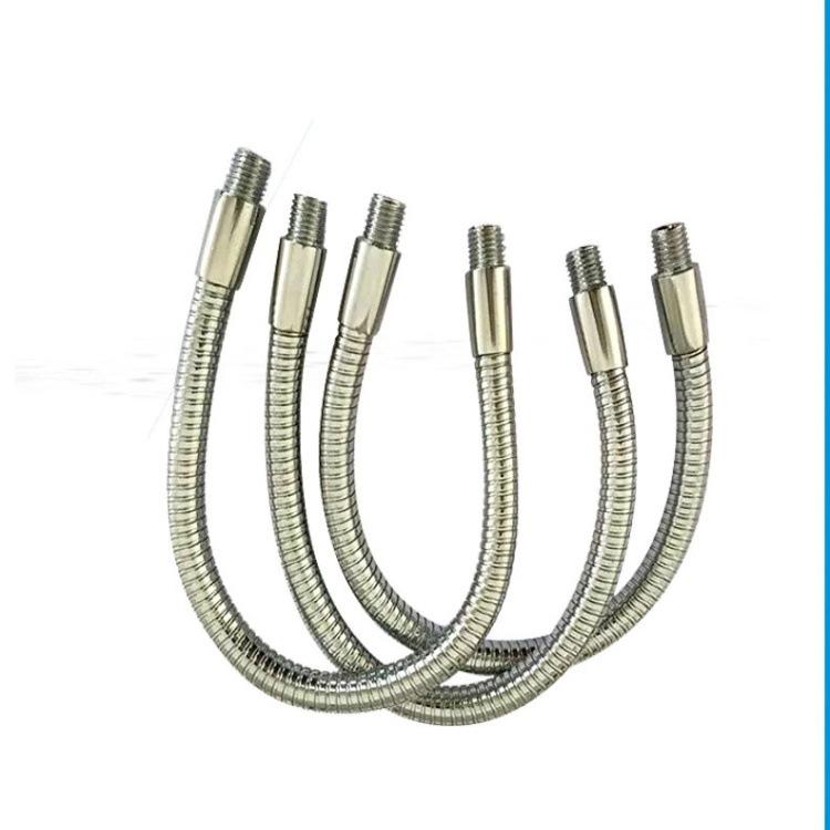 东莞台灯软管适用于机床支架万向调节鹅颈金属软管