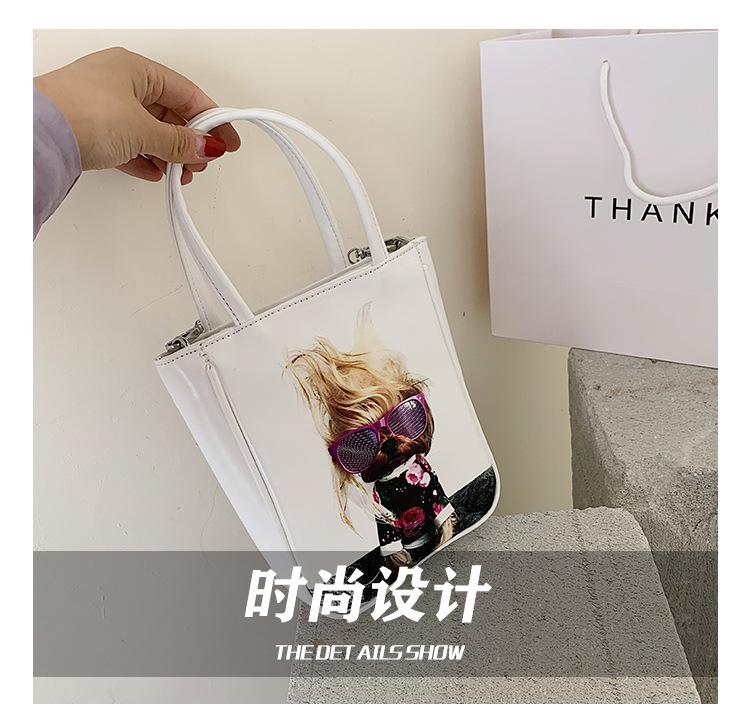 Messenger bag new summer fashion chain handbag shoulder bag bucket bag wholesale NHJZ228502
