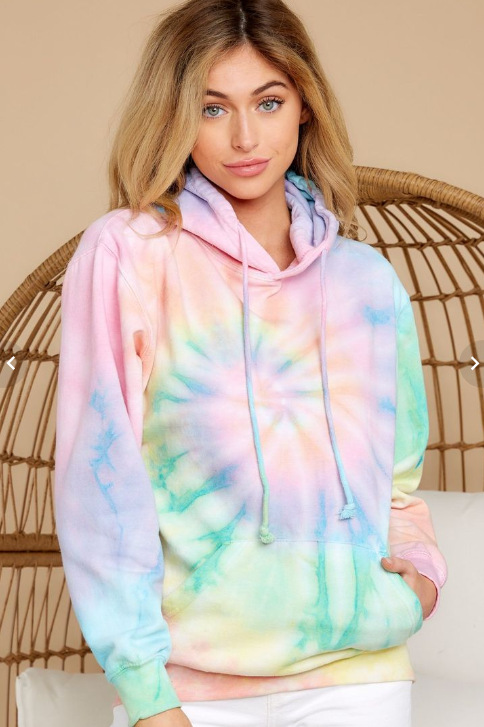 Spring and summer 2020 new European and American home clothes casual loose Hoodie summer Amazon long sleeve printing home long sleeve