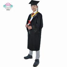 圣如玉男女学位服 学士服大学毕业典礼演讲拍照礼服 厂家定制批发
