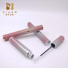 满天星 彩色空管 极细睫毛管彩妆包材 睫毛管闪闪渐变粉色金色
