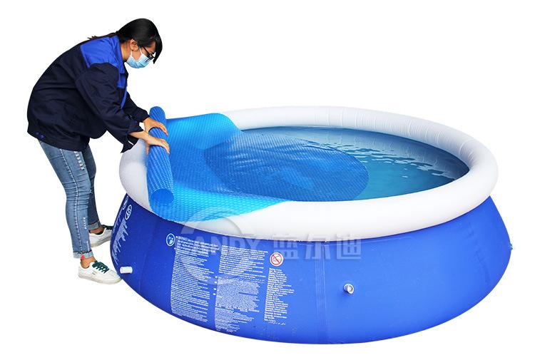 圆形泳池盖