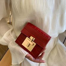 迷你小包包女2020新款韩版洋气链条单肩包夏季时尚百搭斜挎零钱包