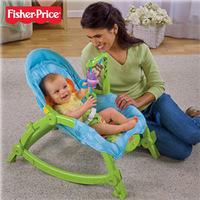 宝宝电动音乐安抚躺椅 儿童多功能震动按摩摇椅 可爱动物轻便摇椅