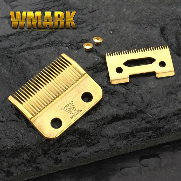 WMARK适用华尔科美等品牌电推剪理发器配件专业理发店理发剪刀片