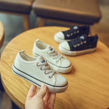 2020新款夏季休闲透气网面低帮儿童板鞋网鞋单鞋宝宝女童男童鞋子