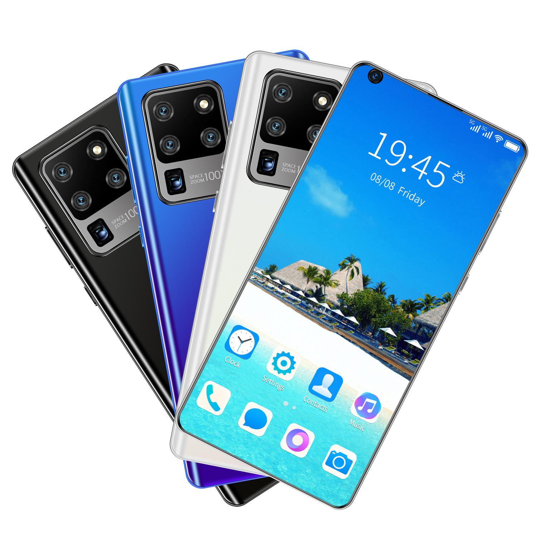 新款S30U+真穿孔7.2寸大屏 128G 一體內置手機 帶google play 安卓智能手機18786