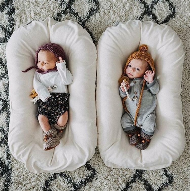 make baby feel safe