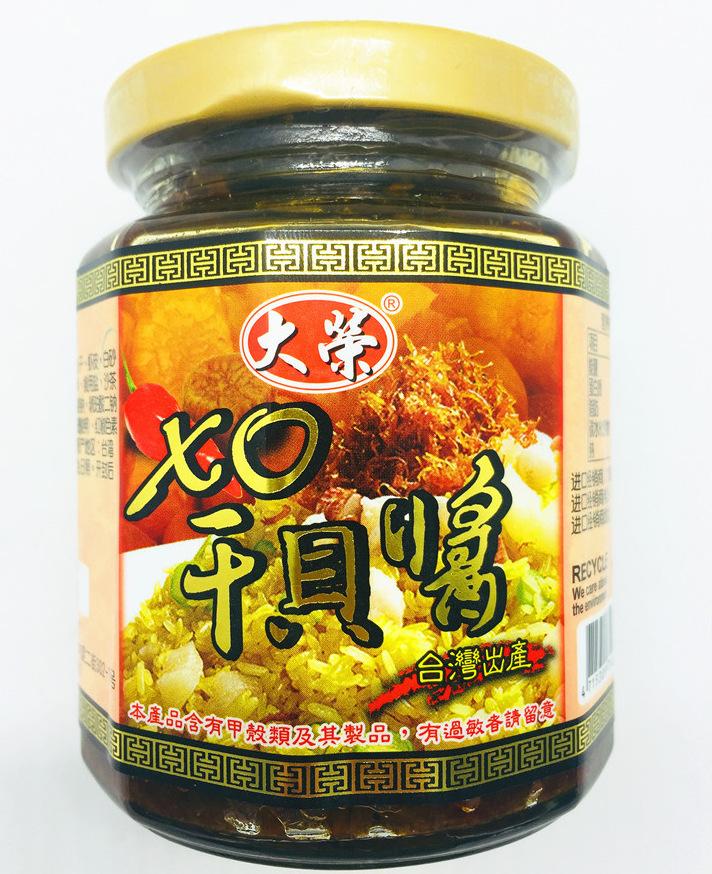 热卖 中国台湾大荣酱240g 进口调味料 调味酱批发 酱料批发