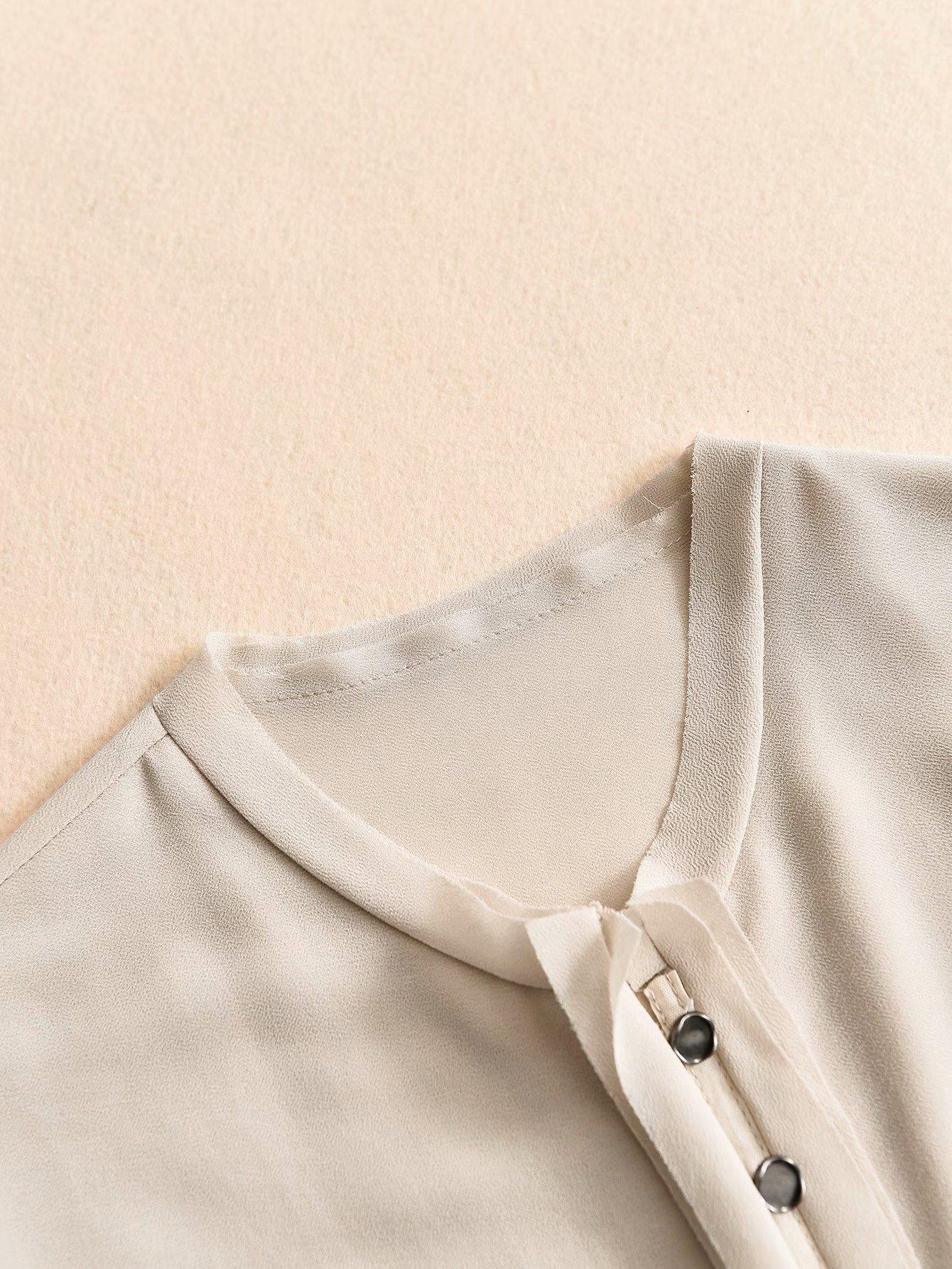summer translucent women's chiffon shirt wholesale nihaojewelry NHAM241368
