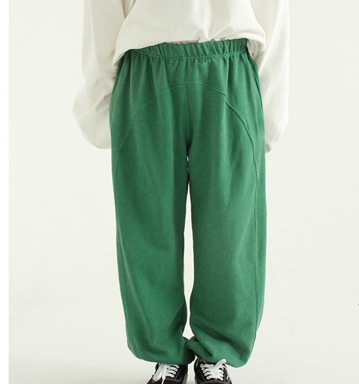 Official website Korea direct mail localmansion sweet and refreshing comfortable/casual pants/0912/LO12127