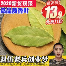 香叶天然月桂叶/优质调料香辛料香料大全另售八角花椒500克包邮