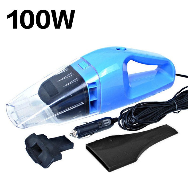 Haipa Car Vacuum Cleaner Car Mini Multifunctional Wet and Dry Handheld Car Appliance 120W