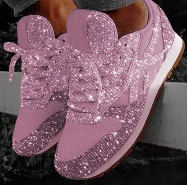 2020夏季新款大码外贸女鞋迷彩透气鞋面运动风单鞋女35-43运动鞋