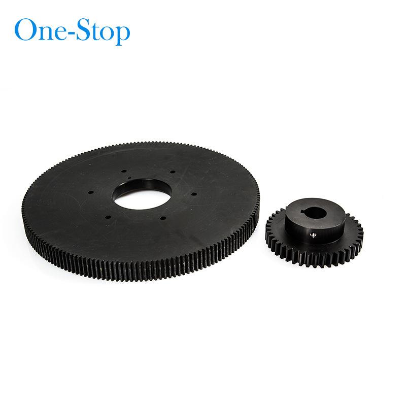 厂家加工定制量大优惠直销同步轮专业加工定制主动圆柱齿轮