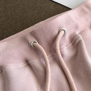 ខោអាវកីឡានារី Women Zipper Hooded Sweater Two Piece Net Red Sportswear PZ963957