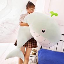 毛绒玩具女生抱着布娃娃可爱懒人抱枕睡觉的大公仔羽绒棉中性萌海