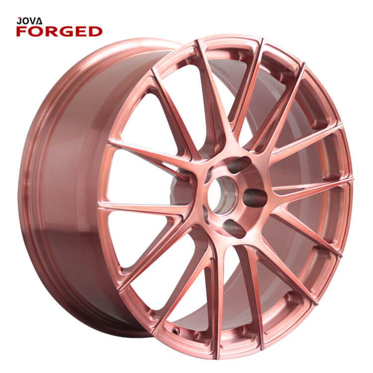 18寸锻造汽车轮毂批发适用于领克阿特兹马自达MX-5 CX-8 CX-5轩逸