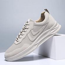 2020春季新款男鞋子透气马丁鞋 中低帮复古ins板鞋帆布鞋厂家直销
