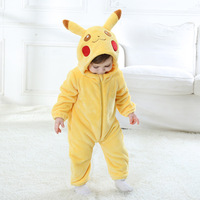 。winter Baby rompers boy clothes new born costume jumpsuits