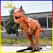 公园景区摆放恐龙 高仿真大型侏罗纪恐龙模型 仿真恐龙定制工厂