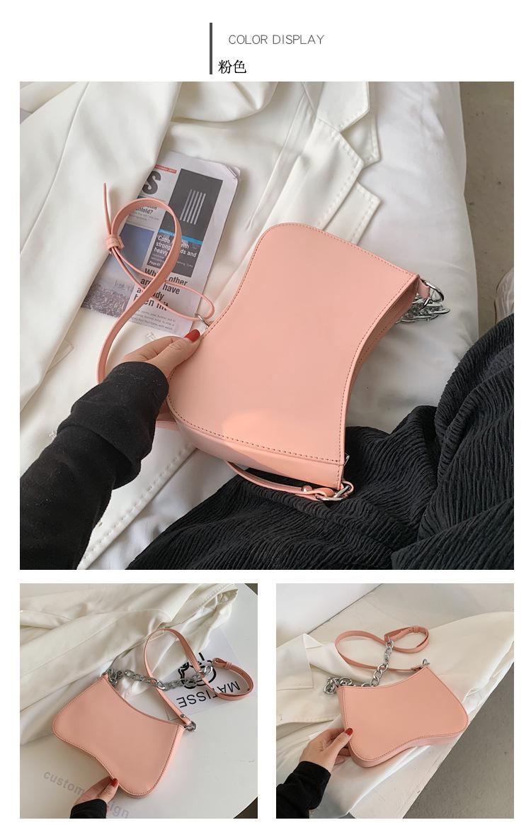 Fashion small square bag Handbags  NHJZ337609