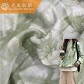 100%棉厂家直销古法扎染大毛圈卫衣针织时尚卫衣双股潮流鱼鳞精梳